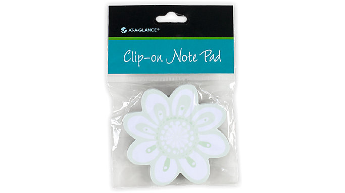AT-A-GLANCE Clip-on Note Pad  (220-01)