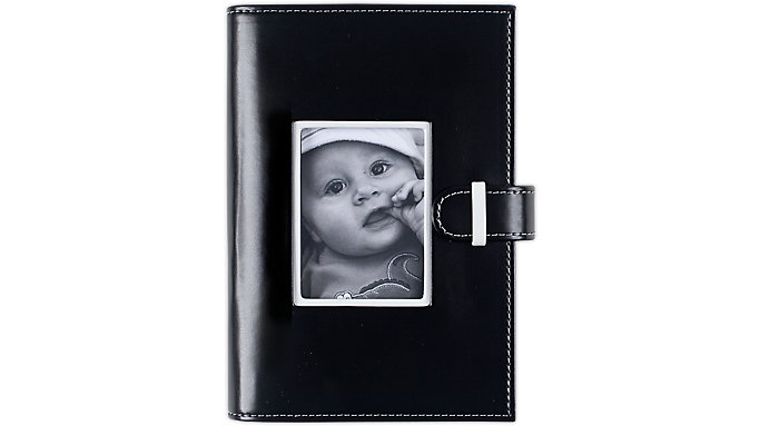 Mead Black and White Photo Frame Organizer  (2204-0399)