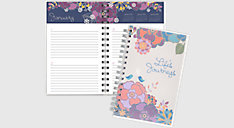 Lifes Journeys Desk Undated Weekly Planner (Item # 2205-12001)