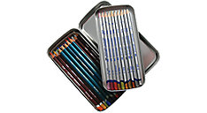 Pencil Storage Tin (Item # 2300582)