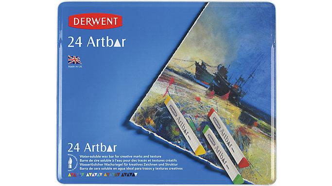 Derwent Artbar 24 Tin  (2300589)