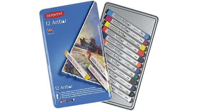 Derwent Artbar 12 Tin  (2300590)