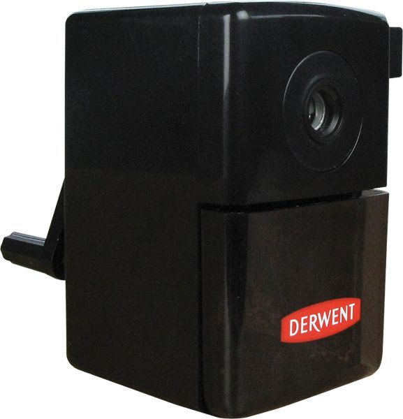 Derwent Superpoint Mini Manual Sharpener - Pencil Sharpeners
