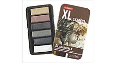 XL Charcoal 6 Block Tin (Item # 2302009)