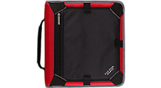 2 inch Zipper Binder with Expandable Panel (Item # 29052)