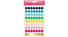 Simplified System Circle Sticker Sheets (Item # 31121)