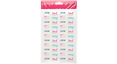 Simplified System Vacation Sticker Sheets (Item # 31149)