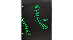 Sports 4-Pocket Paper Folder (Item # 33176)