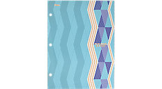 Style 4-Pocket Paper Folder (Item # 33222)