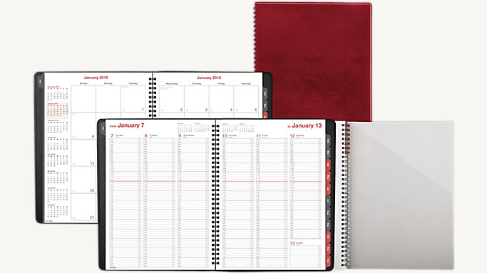 fashion weekly monthly appointment book 3335 day timer