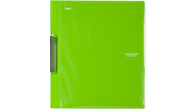 Five Star Plastic Report Cover  (34060)