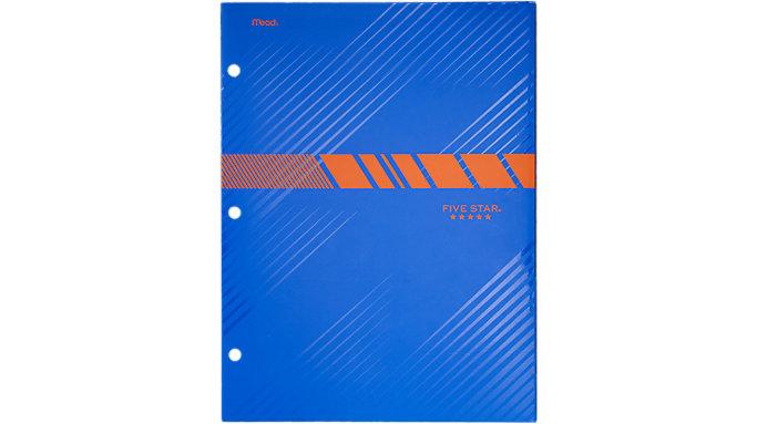 Five Star Graphics 4-Pocket Paper Folder  (35142)