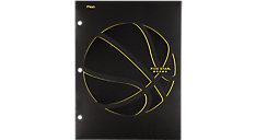Sports 4-Pocket Paper Folder (Item # 35633)