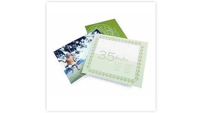GBC SelfSeal Laminating Pouches Letter Size 8 Mil 5 pcs  (3747193B)