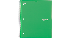 Wirebound College Ruled Notebook 3 Subject | 06210 | Five Star