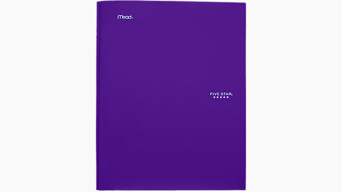 stay put folder with prongs 34030 five star
