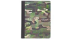 Graphics Plastic Composition Notebook (Item # 09292)