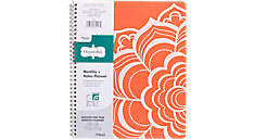 Organizher Undated Monthly Planner with Notes (Item # 31413)