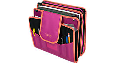 4 inch Capacity Zipper Binder (Item # 28044)