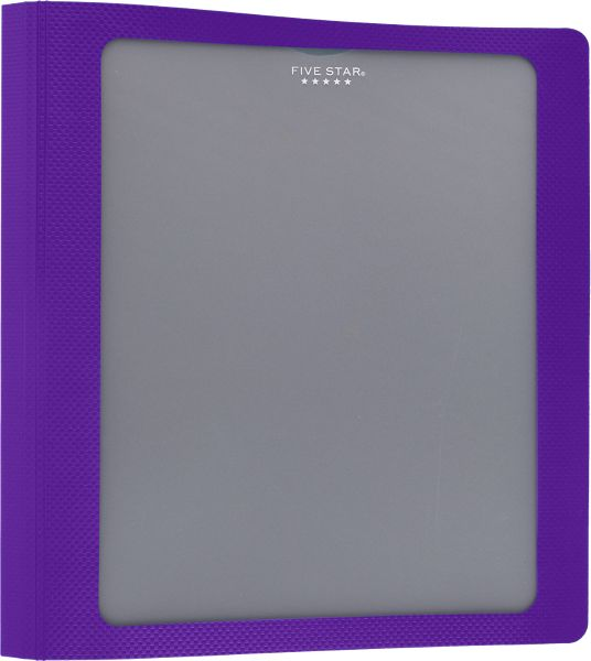 1.5 inch Customizable Binder 26146C By Five Star
