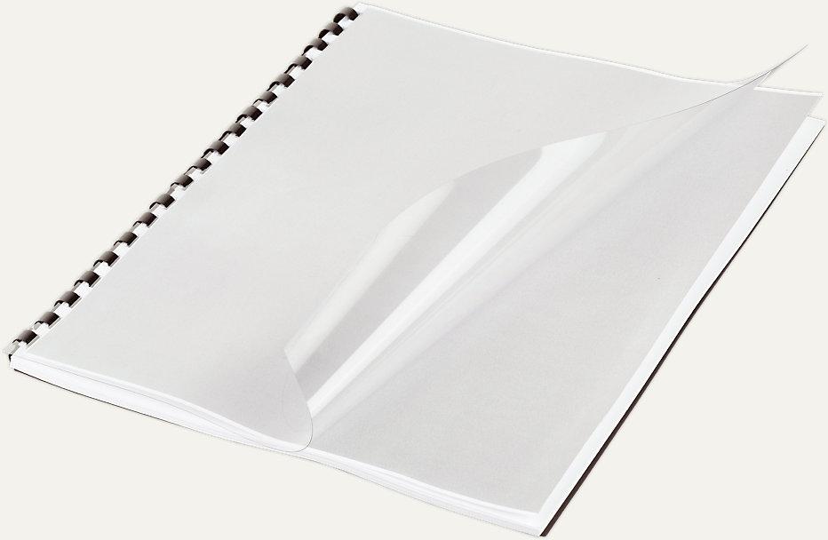 5//8 Black Binding 125 Pack GBC Mead CombBind Binding Spines
