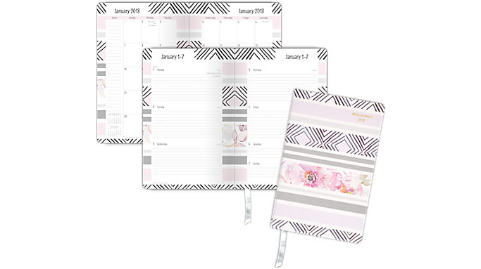 AT-A-GLANCE Kathy Davis Weekly/Monthly Planner  (4036-300)