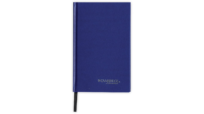Mead Cambridge Casebound Notebook  (45322)