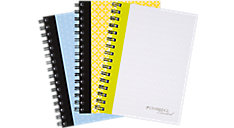 Cambridge Limited Hardcover Fashion Business Notebook (Item # 47103)