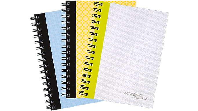 Mead Cambridge Limited Hardcover Fashion Business Notebook  (47103)