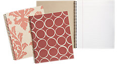 Cambridge Limited Fashion Notebook (Item # 47395)