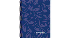 Floral Stenzo Business Notebook (Item # 47397)