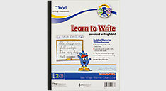 Learn To Write Advanced Writing Tablet Grades 2-3 (Item # 48068)