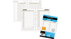 1-Page-Per-Day Planner Refill Size 4 (Item # 481-125)