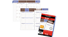Wedgewood 3-in-1 Weekly Planner Refill Size 4 (Item # 481-785)