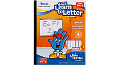 4 in 1 Learn To Letter Primary Writing Tablet Grades PK-1 (Item # 48112)
