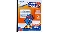 Learn To Letter with Raised Ruling Grades PK-1 (Item # 48122)