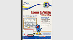 Learn to Write with Raised Ruling Grades 2-3 (Item # 48556)