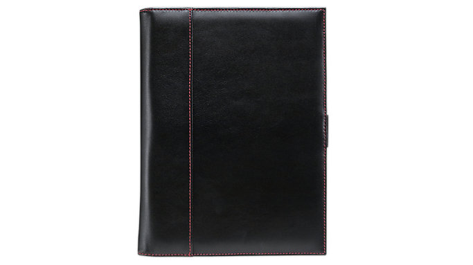 Day-Timer Verona Leather PadFolio Journal Size  (48711)