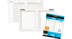 1-Page-Per-Day Planner Refill Size 5 (Item # 491-125)