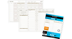 2-Pages-Per-Day Planner Refill Size 5 (Item # 491-225)