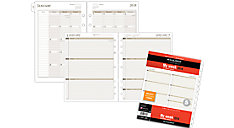Weekly Calendar Planner Refill Size 5 (Item # 491-285)