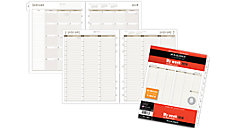 Vertical Weekly Planner Refill Size 5 (Item # 491-485)