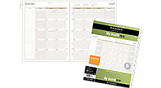 Monthly Planner Refill Size 5 (Item # 491-685)