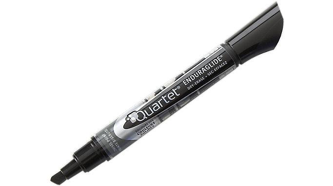 Quartet EnduraGlide Dry Erase Markers Chisel Tip  (5001-20MA)