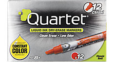 EnduraGlide Dry Erase Markers Chisel Tip (Item # 5001-4MA)