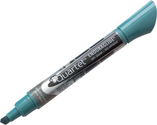 EnduraGlide Dry Erase Markers Accessory Kit Chisel Tip, 5001M-4SKA By Quartet