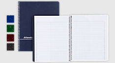 Attendance and Tracking Wirebound Book (Item # 50153)