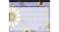 Paper Flowers Desk Pad (Item # 5035)