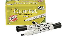Low Odor Dry Erase Marker Chisel Tip (Item # 51-002692)