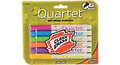 Low Odor Dry Erase Markers Bullet Tip (Item # 51-659552)
